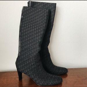 Christian Dior Monogram Boots